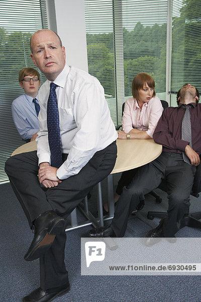 Teamwork Portrait Business