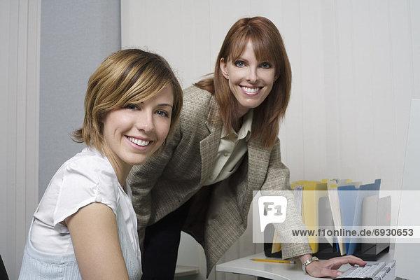 Geschäftsfrau  arbeiten