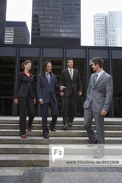 Außenaufnahme  Mensch  Menschen  Gebäude  Business