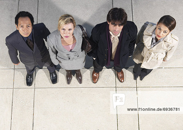 Portrait Mensch Menschen Menschengruppe Menschengruppen Gruppe Gruppen Business