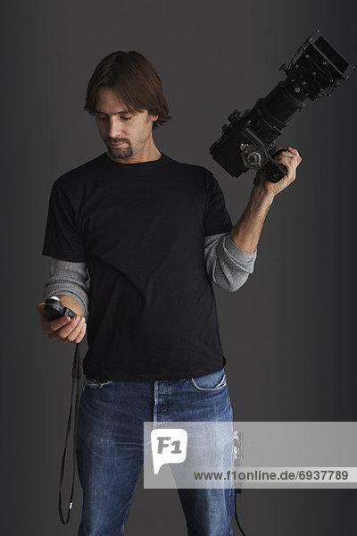 Portrait of Photographer