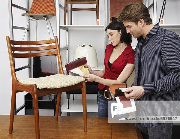Mensch  sehen  Menschen  Laden  Muster  Polsterung  Möbel