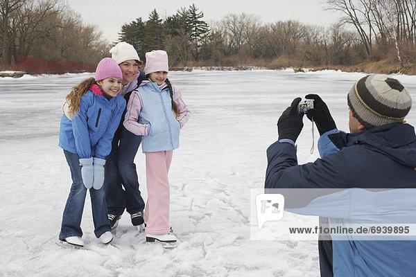 Fotografie  nehmen  Menschlicher Vater