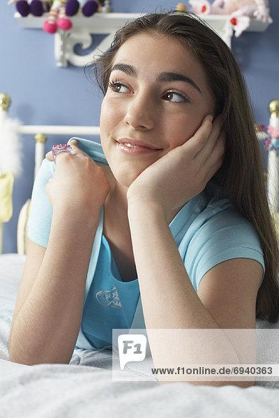 Portrait Mädchen