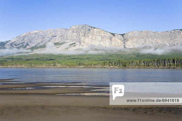 Fluss  Spitzkoppe Afrika  Kanada  Northwest Territories