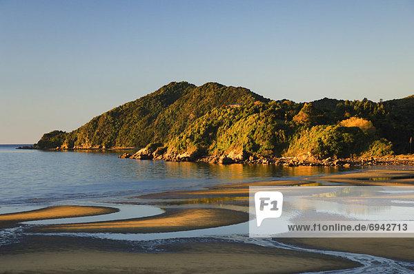 neuseeländische Südinsel  Neuseeland