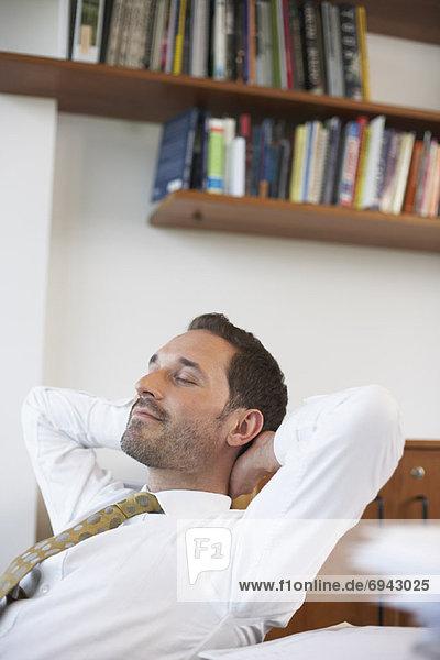 Schreibtisch  Geschäftsmann  Entspannung Schreibtisch ,Geschäftsmann ,Entspannung