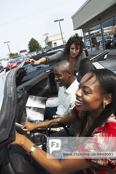 Auto kaufen neu