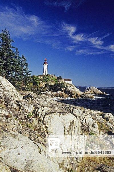 British Columbia  Kanada  Lighthouse Park