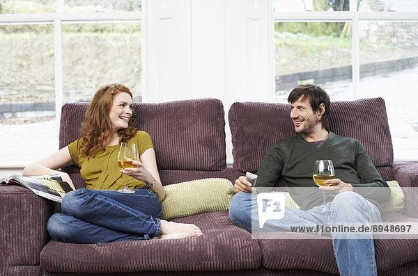 Zusammenhalt Couch