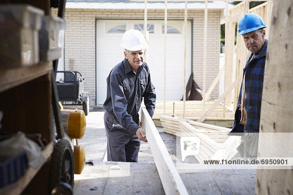 bauen Wohnhaus arbeiten Gebäude Abhängigkeit