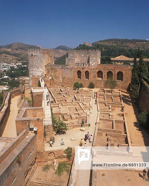 Andalusien  Granada  Spanien