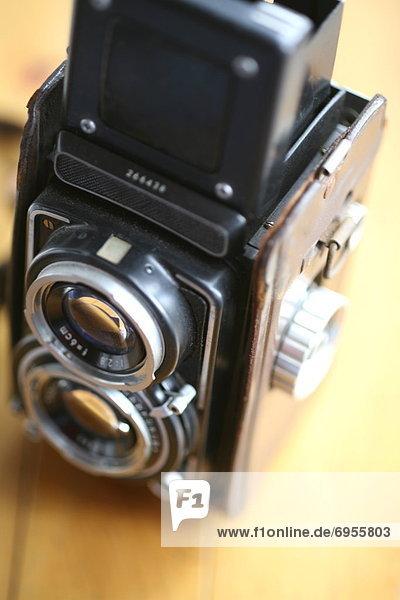 Antikes Kamera