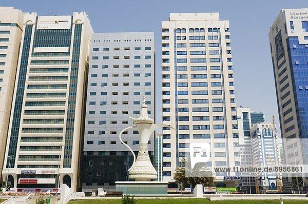 Abu Dhabi  Hauptstadt  Vereinigte Arabische Emirate  VAE