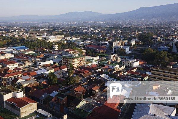 Cityscape  San Jose  Costa Rica