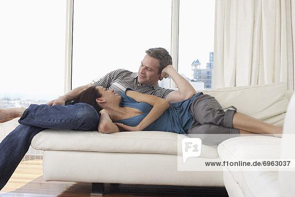 Couch  Eigentumswohnung