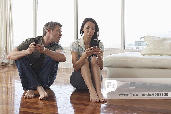 Handy  Eigentumswohnung