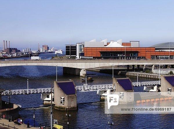 Belfast  Hauptstadt  Stadion  Irland  Odyssey