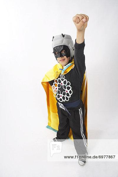 Junge - Person  Kleidung  Kostüm - Faschingskostüm