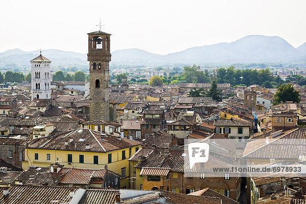 Italien  Lucca  Toskana