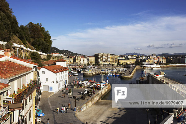 San Sebastian  Spanien