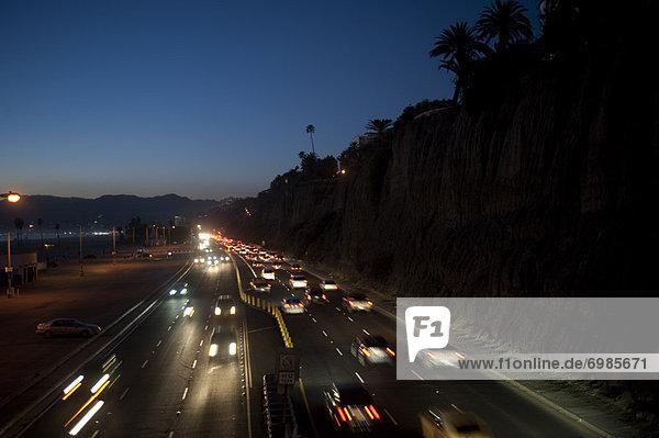 Vereinigte Staaten von Amerika USA Bundesstraße Kalifornien Los Angeles County Santa Monica