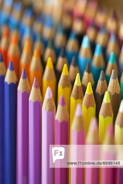 Cloured Pencils