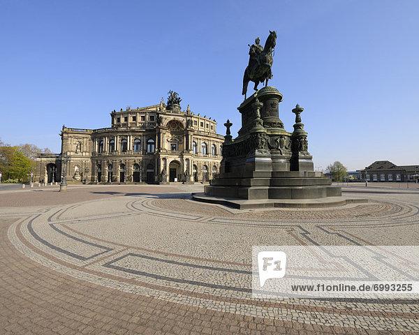 Dresden Deutschland Sachsen