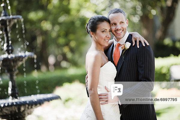 Brautpaar  Kanada  Ontario  Toronto