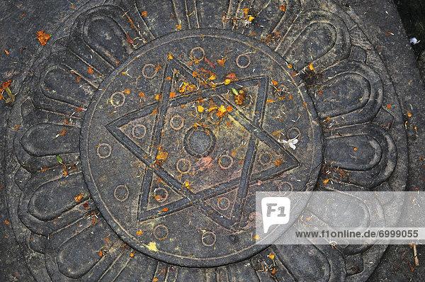 Kathmandu  Hauptstadt  Durbar Square  Nepal