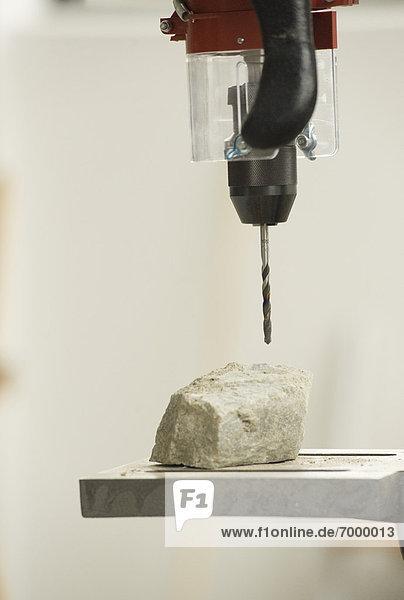 Drill and Stone  Salzburg  Austria