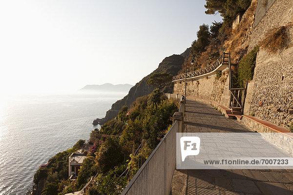 Cinque Terre Italien Ligurien Riomaggiore