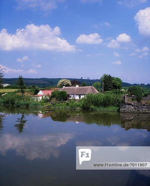 Blackwater River  Near Lismore  Co Waterford  Ireland