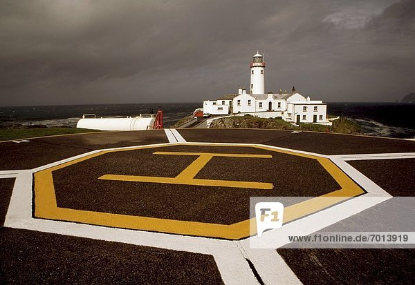 County Donegal  Hubschrauberlandeplatz  Hubschrauberlandeplätze  Irland