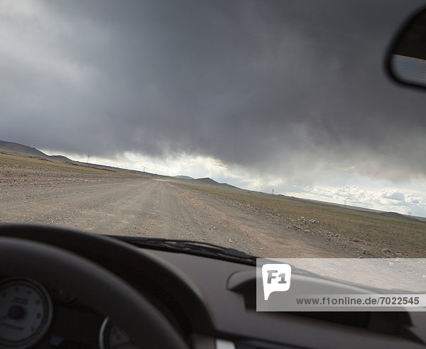 Wolke  Landschaft  Sturm  Wüste