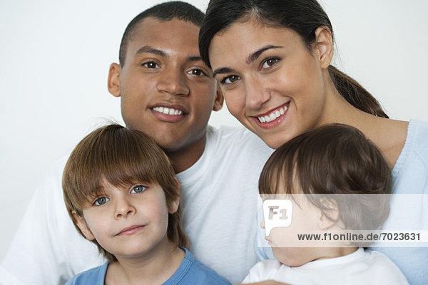 Familie  Porträt