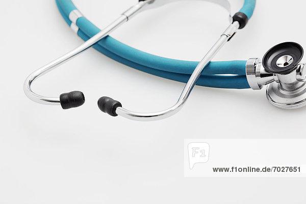 Single stethoscope (close-up)
