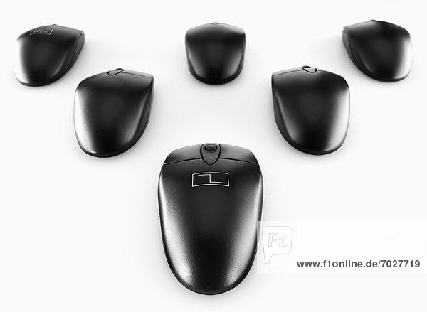 Computer, schwarz, Computermaus, Maus, computer mouse