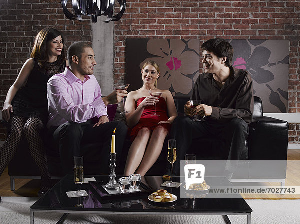 4  Freundschaft  Party  Getränk