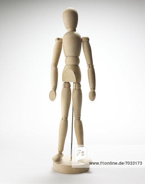 Single Artist's Figure