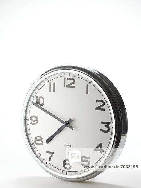 Wand  Uhr  1