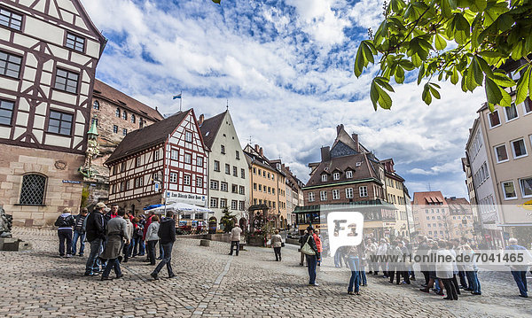 Europa Bayern Deutschland Nürnberg