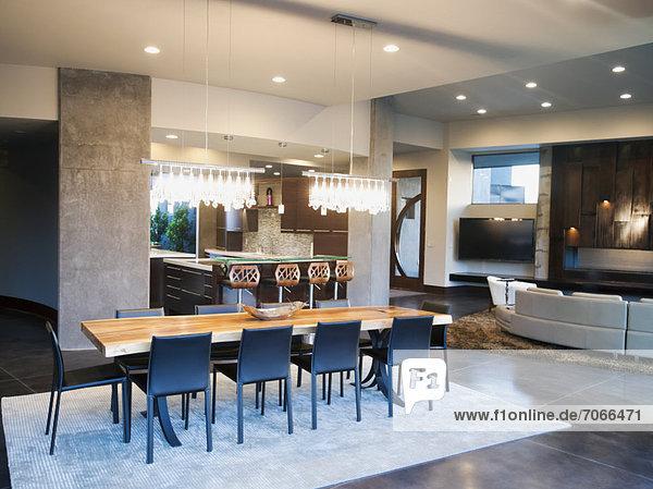 Zimmer  Innenaufnahme  Wohnzimmer  modern