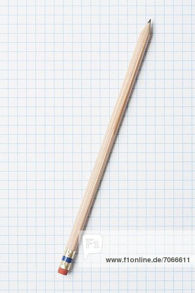Bleistift Papier Graph 1