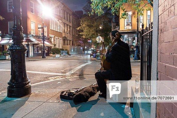 Vereinigte Staaten von Amerika  USA  Städtisches Motiv  Städtische Motive  Straßenszene  Straßenszene  New York City