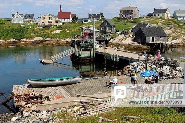 Canada  Nova Scotia  Halifax  Atlantic Coast  Peggy´s Cove  Maritime Provinces  artist destination  art  painters.