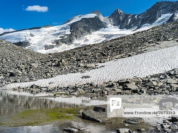 hoch  oben  Berg  Schutz  Umwelt  Alpen  Gebirgszug  Landschaft  Österreich  Mitteleuropa  Juli  Zillertal