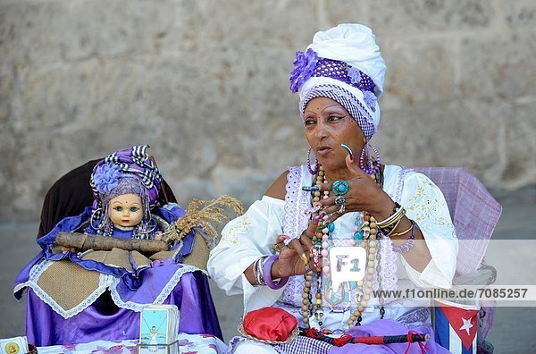 Havanna Hauptstadt Tradition Kostüm - Faschingskostüm Kuba