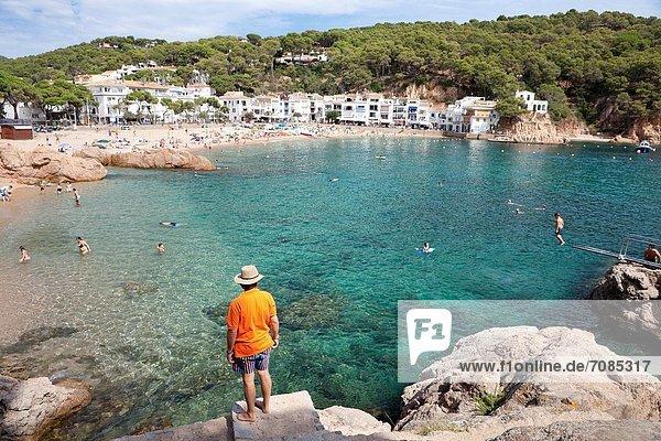 Costa Brava Girona Spanien