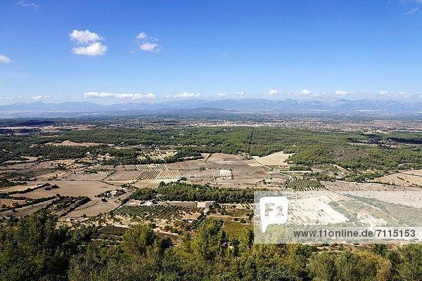 Insel  Mallorca  Heiligtum  Algaida  Spanien